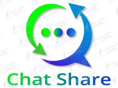 Chat Share Logo