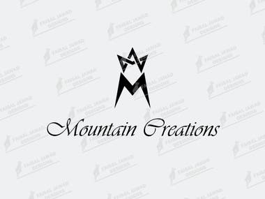 Mountain Creation Logo