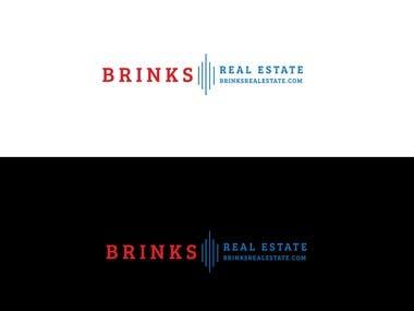Brink Real Estate logo