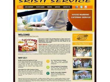 Sristi Catering service
