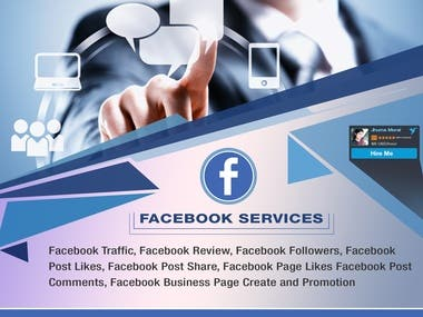 Facebook Business page promotion