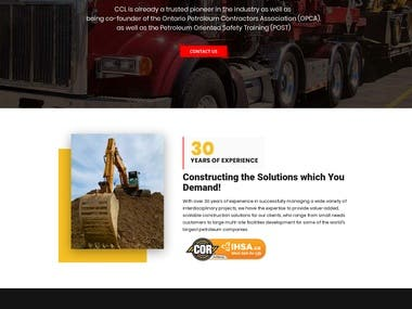 Cannington Website Redesign