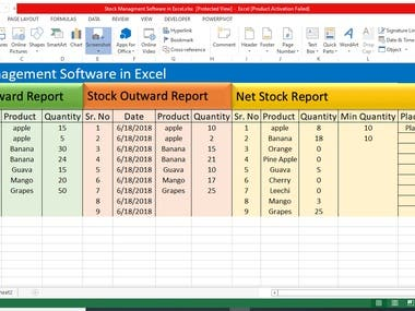 Stock Management Software On Excel