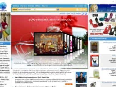 Turnkey e-commerce solution for aspiring entrepreneurs