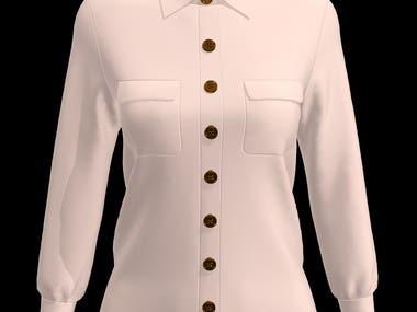 Long torso shirt