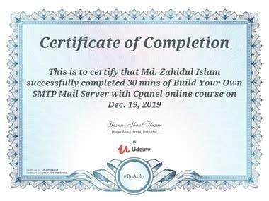 Web server / Web hosting / Cpanel