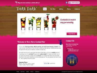 Bora Bora Cocktails...