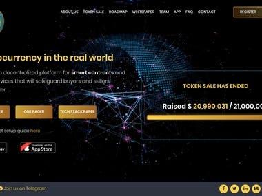 Crypto Investment Platform