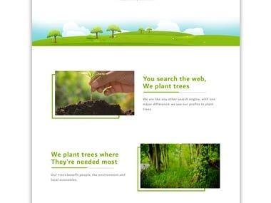website (ui/ ux design)