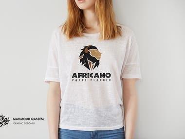 africano T SHIRT