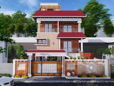 Residential Bungalow
