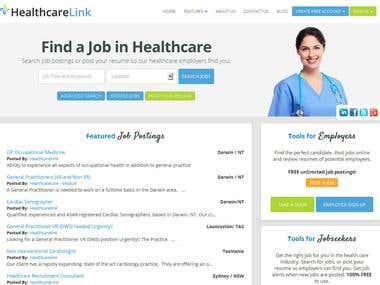 www.healthcarelink.com.au