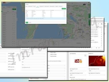 GPS Hero Administrator Site