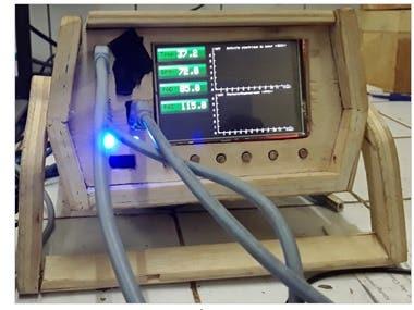 Multiparametric monitor / Moniteur multiparamétrique