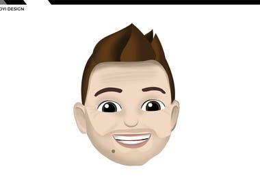 Face Emoyi Design