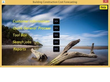 Building Construction Cost Forecasting