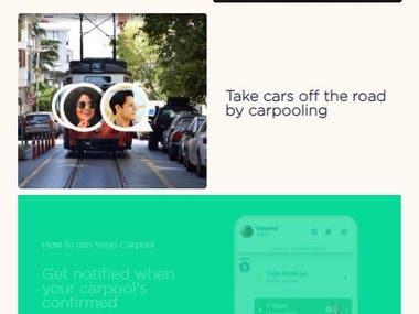 Carpool Site
