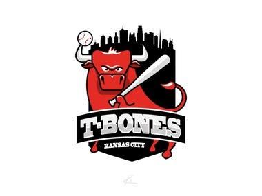 T-Bones Baseball Team