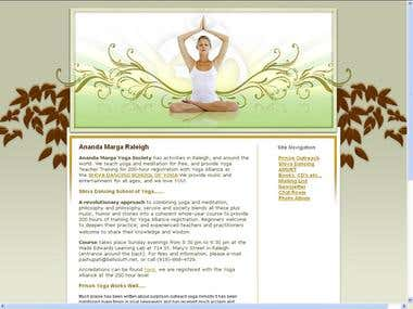 Another Yoga Site