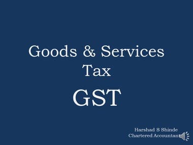 GST Overview