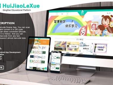 HuiJiaoLeXue - Shanghai Educational Platform
