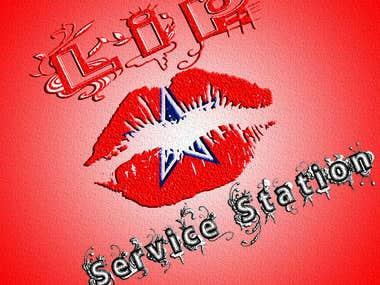 sweet lip servicestation logo