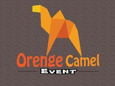 Orenge Camel Logo