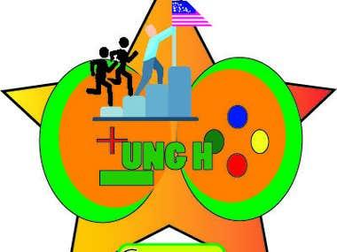 brand logo design for Gung-Ho Gamers web Logo