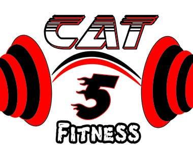 Cat5 Fitness logo