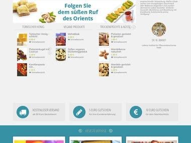 PrestaShop Online Food Delivery Shop + App