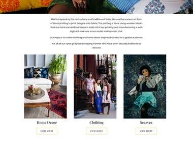 AMU Home Decor & Clothing