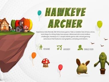 Hawkeye Archer VR Game