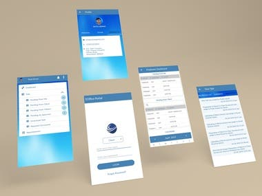 EOffice Portal Android App