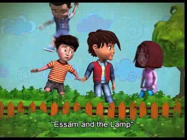 Essam & The Lamp EPS-01