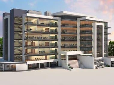 Architecture Exterior Design