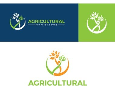 Agricultural-supplies-store logo