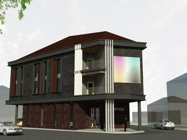 3d exterior visualizations