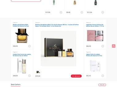 Amazon Affiliate Beauty Store
