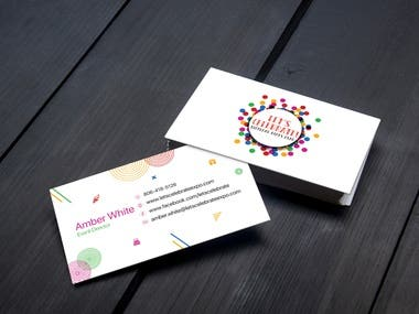 Business card [Graphic Design]