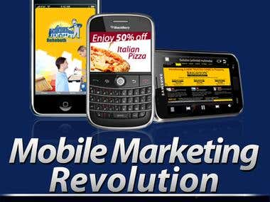 Custom Free White Paper on Mobile Marketing (eBook)