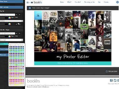 Online Poster Creator