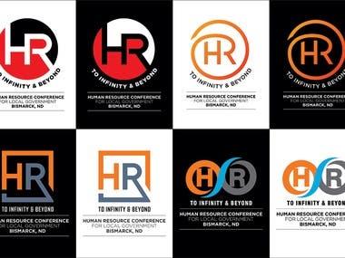 Logo Design for HR event in Netherlands