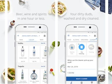 Food Delievery App