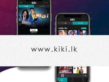 Online Digital good Selling Website
