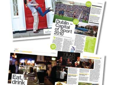 Discover Dublin Magazine