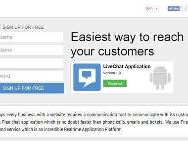 CodeTeam LiveChat