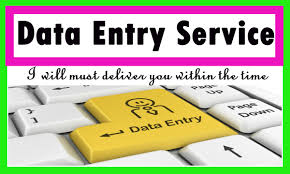 Great knowledge in data entry work also