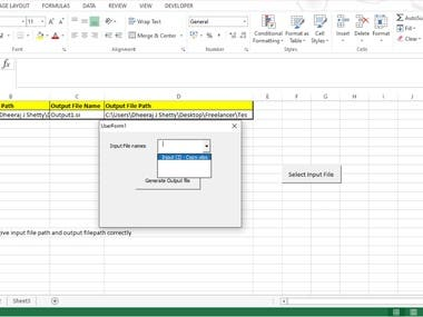 VBA-Create SIE4 file from an excel sheet