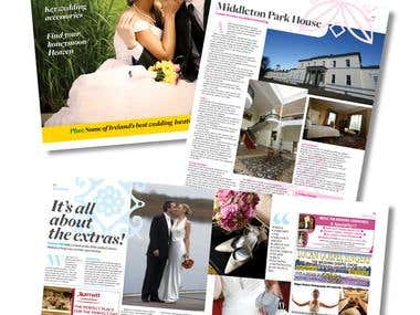 Wedding Bliss Magazine