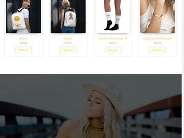 Website Development & Commerce & App